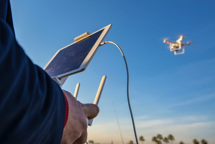 ThinkstockPhotos-509494424 AES Announces Big Expansion Of Drone Infrastructure Inspections