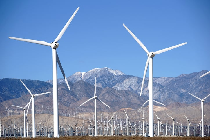 iStock-504186062 California Senator Proposes 100% Renewable Energy Goal