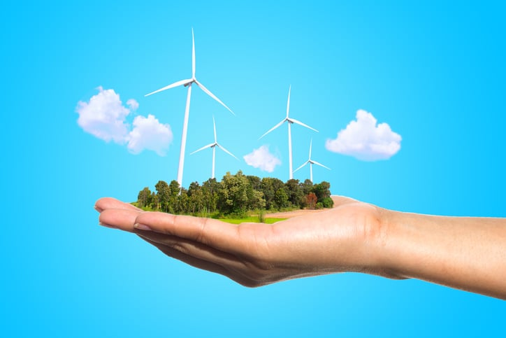 iStock-547159492 Lawmakers Propose ITC Extension That Would Benefit Distributed Wind