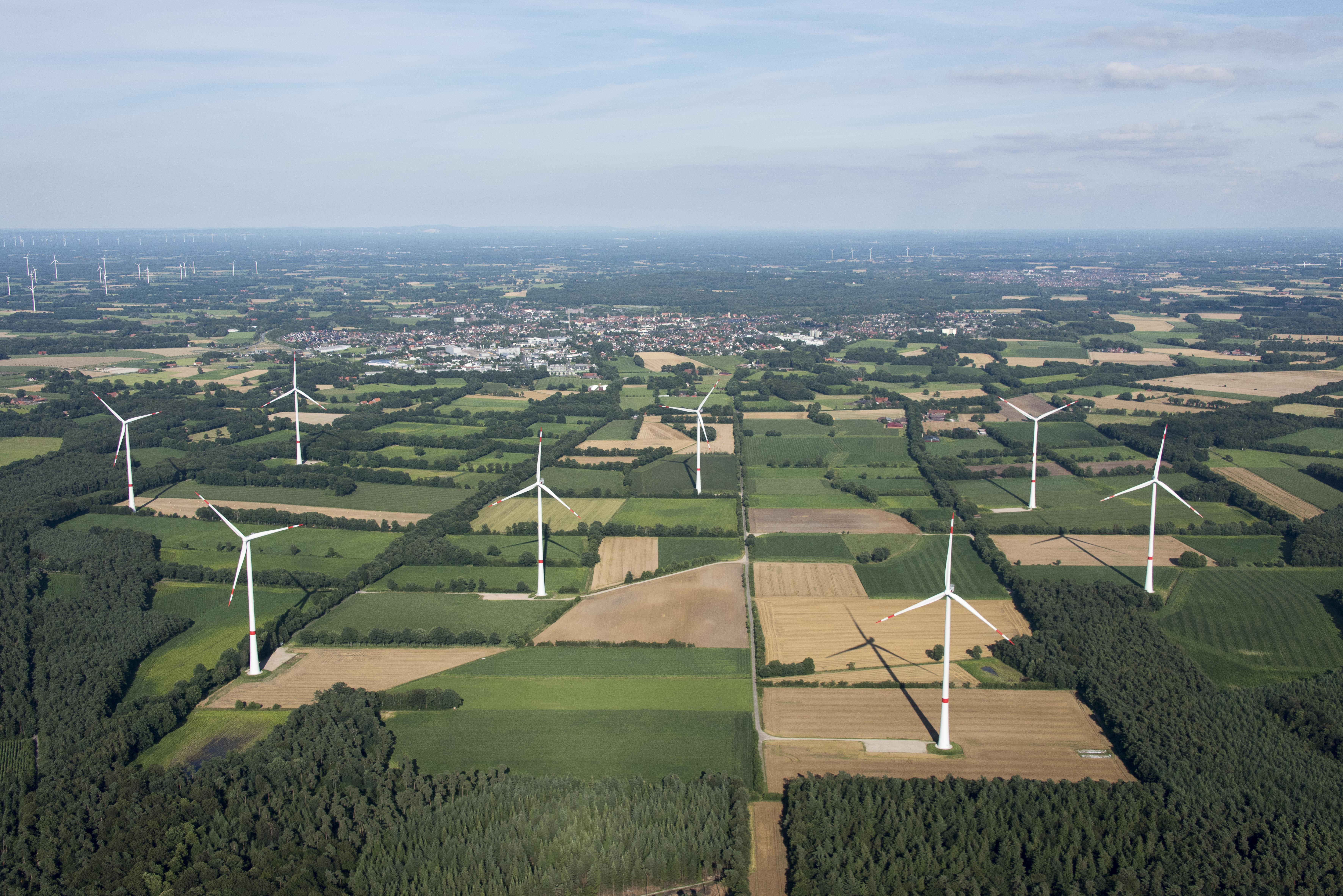 wind-farm-Gemany Nordex Reports Several Gains In Home Wind Market