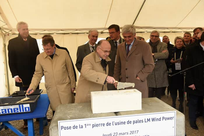 116181 Work Kicks Off On LM Wind Power's Newest Blade Factory