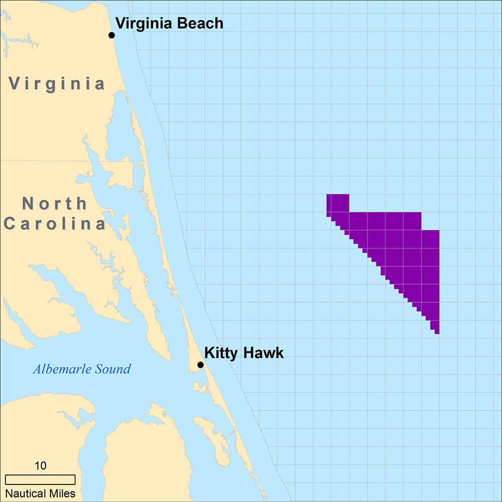 Kitty_Hawk_Webl Avangrid Emerges Victorious In $9M North Carolina Offshore Wind Sale
