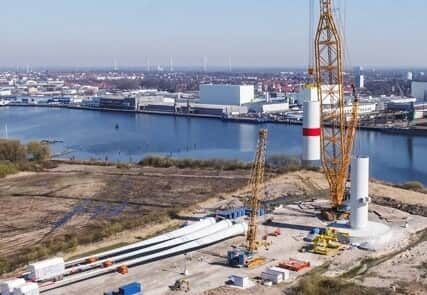 adwen-turbine-offshore-wind Adwen Inches Closer To 8 MW Offshore Turbine Completion