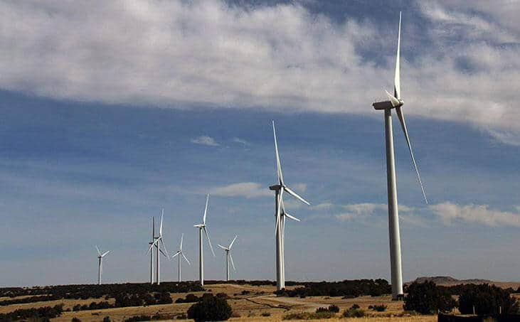 co-peakview-wind-turbines Peak View Wind Project Welcomed To Southern Colorado Grid