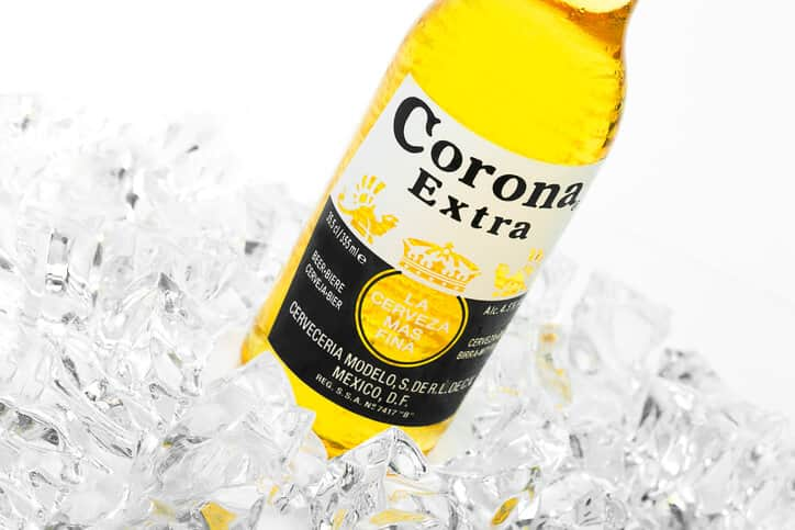 corona-extra-beer-bottle Anheuser-Busch InBev Makes 100% Renewables Commitment