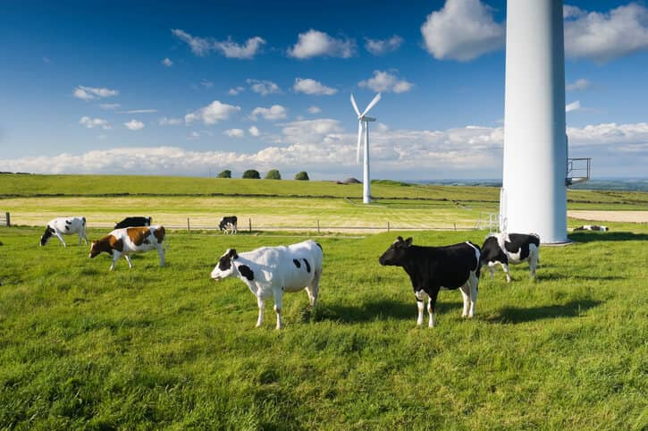 iStock-92187664 With Five States In '20 Percent And Up' Club, Wind Thrives In Rural U.S.