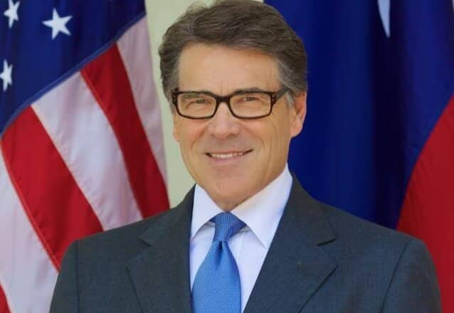 perry Perry's Confirmation As DOE Head Faces Mixed Bag Of Reactions