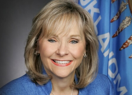Governor-Mary-Fallin Done Deal: Oklahoma's Wind Tax Credits Are Ending Soon