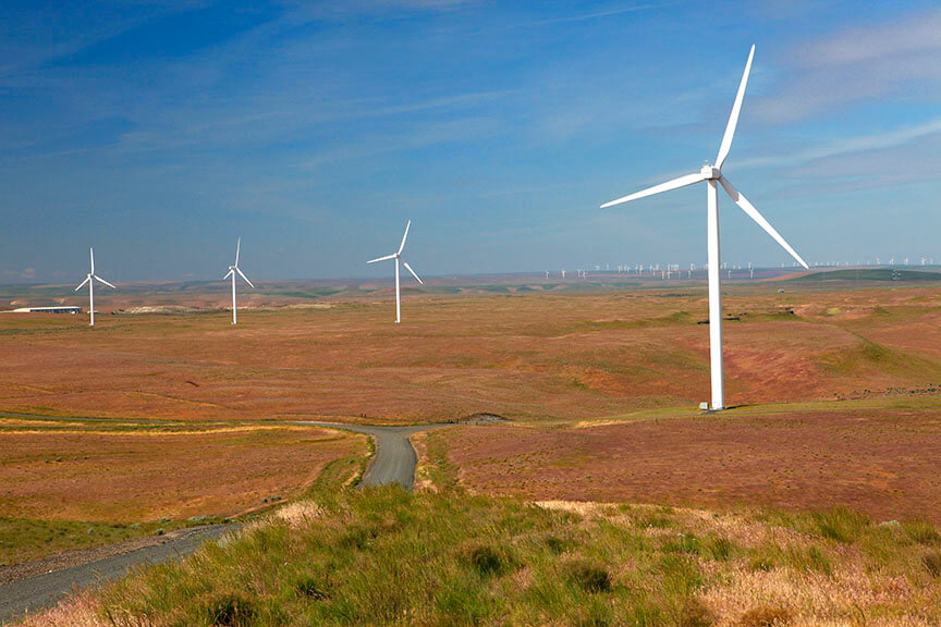 IR-LJ2-45311 Avangrid Signs Major Corporate Off-Taker For Montague Wind In Oregon