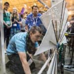 Student Wind Turbine Challenge Comes to WINDPOWER 2017