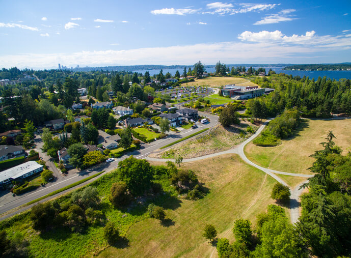 mercer-island Washington City Operations To Be Powered Entirely By Wind