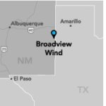 Pattern Energy Acquires Interests In Broadview Wind, Western Interconnect