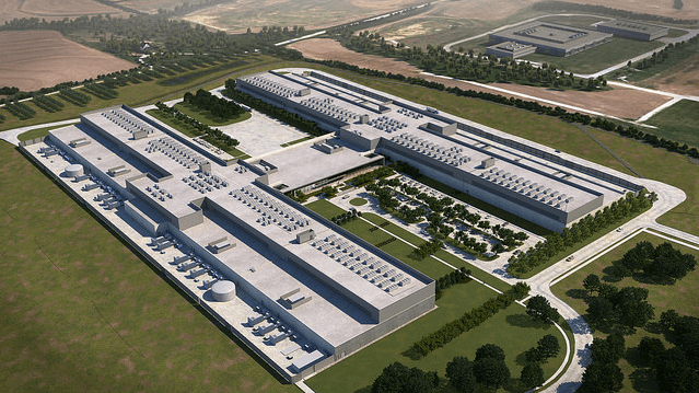 site Facebook To Power Ninth Data Center With 100% Wind Energy