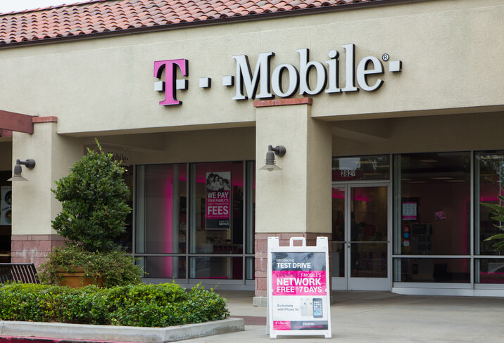 tmobile T-Mobile Contracts For Oklahoma Wind