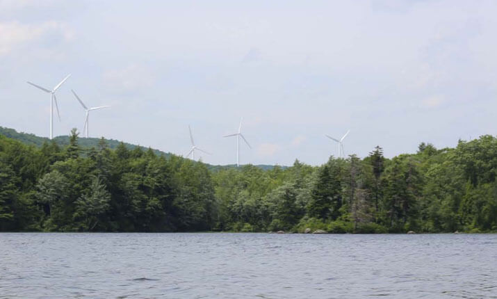 wind-farm Boston Health Care Nonprofit With Big Renewables Goals Signs Up For Wind