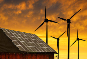 wind-solar-renewables-300x204 GE Renewable Energy To Supply 120 Turbines For Texas Wind
