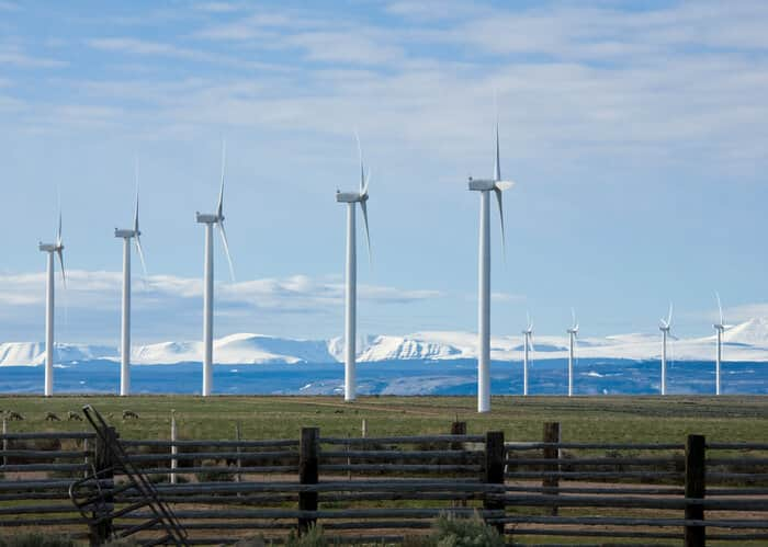 wind-turbines-mountains Big Wind, Solar And Transmission Investment Planned In Mountain States