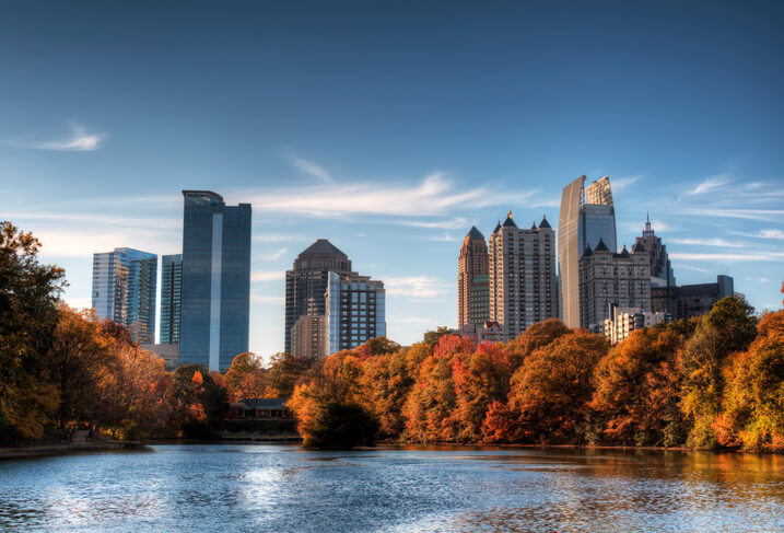 atlanta Atlanta Becomes 27th U.S. City To Commit To 100% Renewables