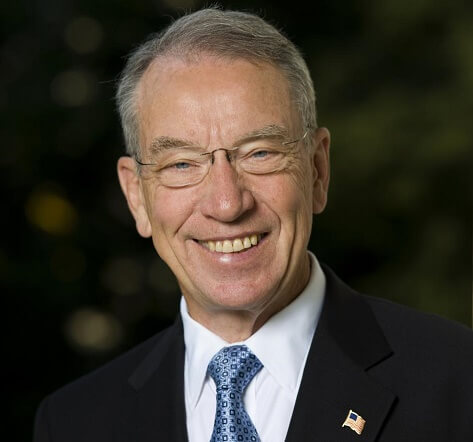 grassley-photo-official-1 Wind PTC Father Grassley Probes Perry On 'Hastily Developed' Grid Study