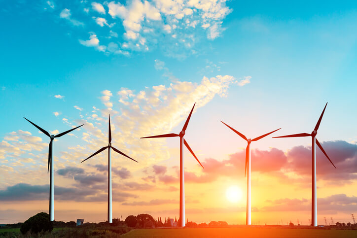 wind-energy American Wind Industry Boasts Strongest Start In Years