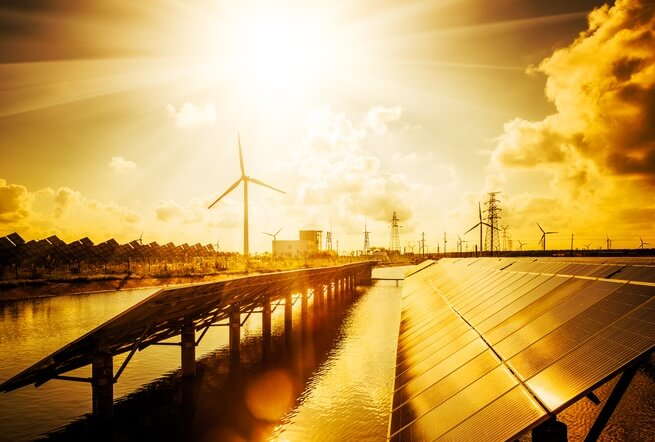 wind-solar-1 DNV GL Creates On-Demand, Web-Based Forecasting For Wind, Solar