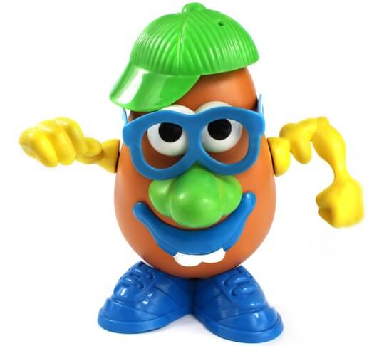 mister-potato-head Toy Giant Hasbro Makes 100% Global Renewables Commitment
