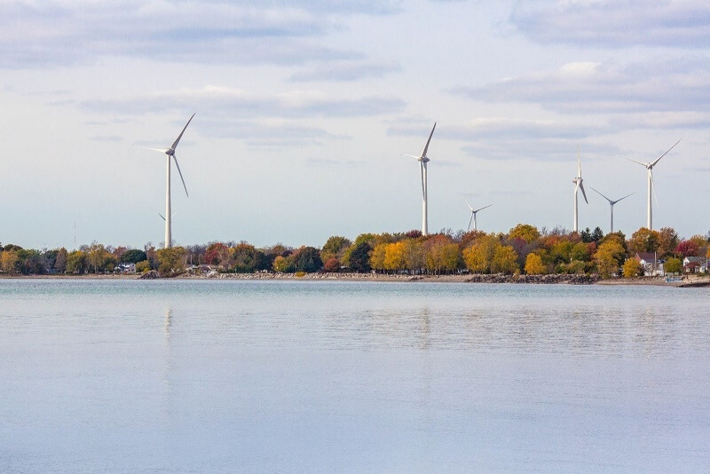 niagara-region-wind-farm Niagara Region Wind Farm Gets Inaugurated In Ontario