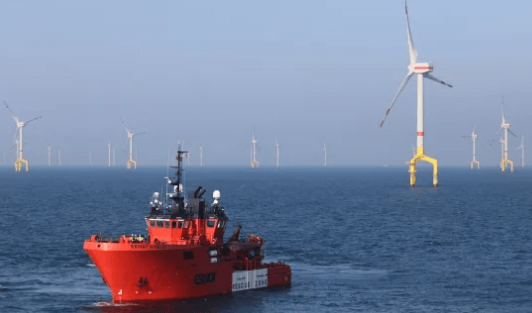 offshore Vessel-Based Drone Takes On Offshore Wind Inspections