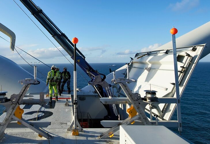 senvion Senvion Supplying Turbines For Mediterranean Sea's First Offshore Wind Farm