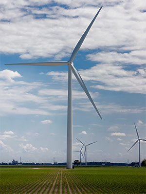 GE_Turbines Michigan Utility Starts Next Phase Of Cross Winds Energy Park