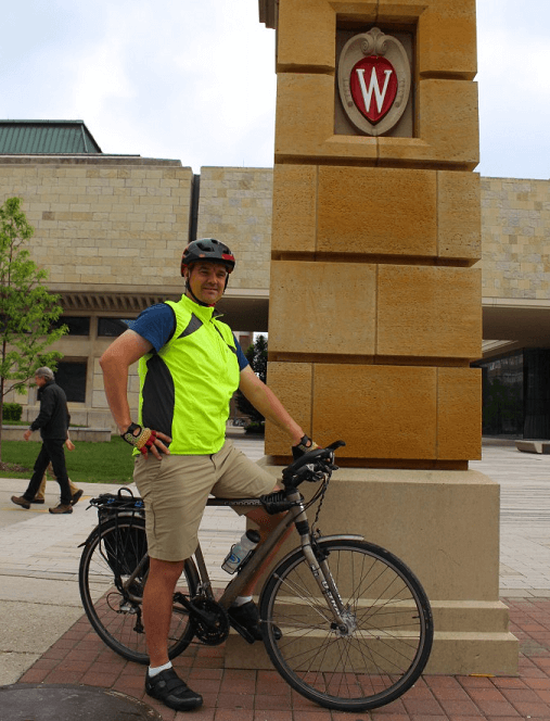 bike-the-wind College Professor Biking 1,250 Miles To Promote Midwest Wind