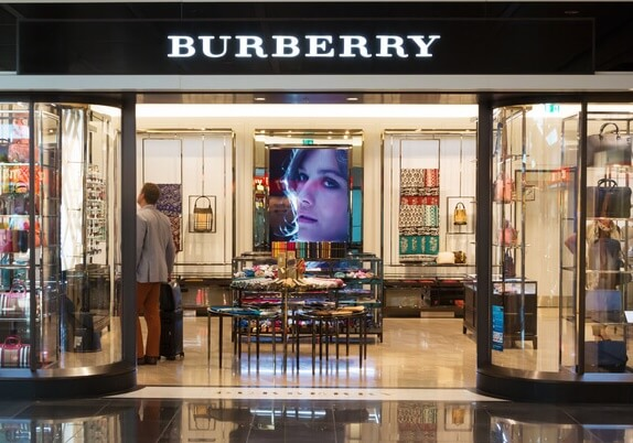 burberry-1 100 Global Corporations Now Committed To 100% Renewables