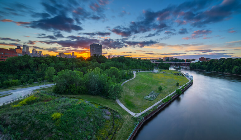 minneapolis Xcel Program Powers Minneapolis Facilities With Wind And Solar