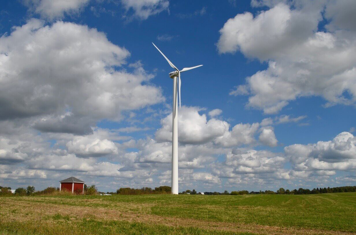 new-york-wind Wind Energy Proves To Be Good Fit On New York Farm