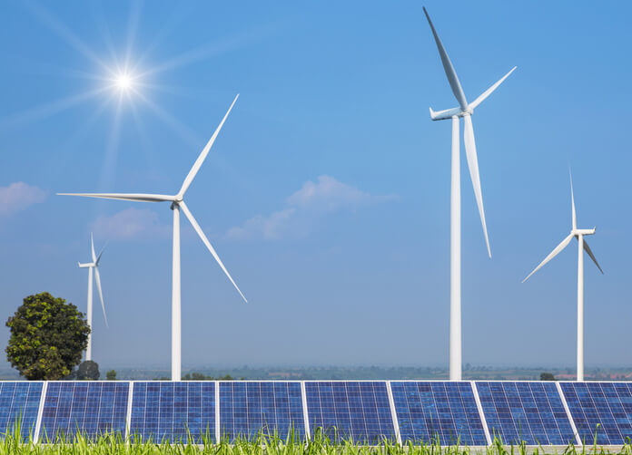 renewables-2 100% Clean Energy Bills Now Proposed In Both House And Senate