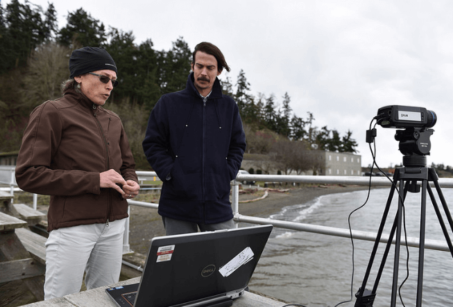 thermaltracker DOE Lab's Night Vision Tech Enables Bird, Bat Tracking For Offshore Wind