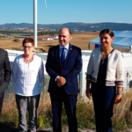 New Battery Storage Project Installed At Acciona Wind Farm