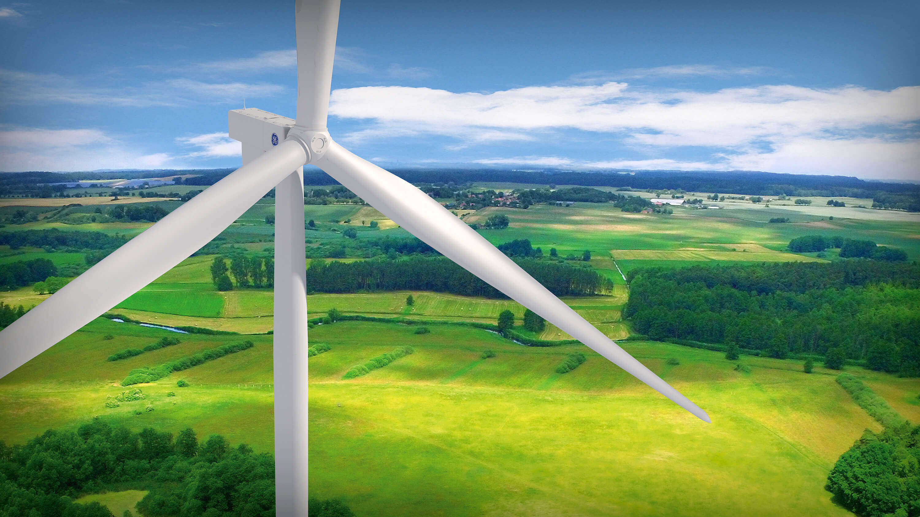 ge GE Rolls Out Its Biggest Onshore Wind Turbine Yet