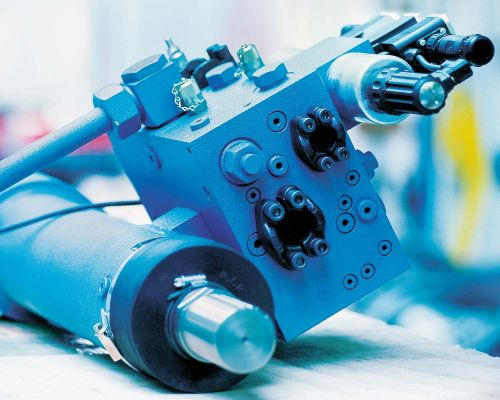 Bosch Rexroth Releases Hydraulic Pitch Drives For Turbines