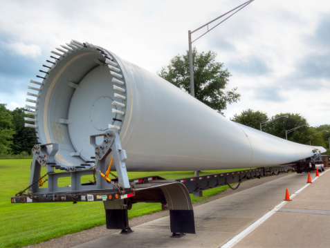 Energy Department Throws Support Behind Larger Wind Turbine Blades
