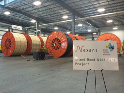 Nexans EHV Cable To Connect Canada's Grand Bend Wind Farm