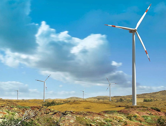 Suzlon Reports Company Growth, Highlights Key Achievements