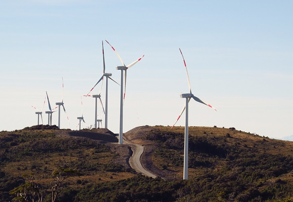 Gamesa Secures 112 MW Order For Chilean Wind Farm