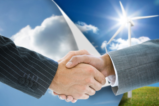 Capital Agreement Closes On $56M Iowa Wind Project