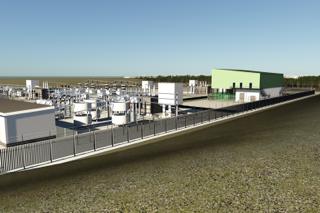 galloper-onshore-substation GE, Petrofac Installing Turnkey Power System For Galloper Offshore Wind Farm