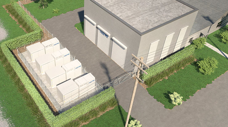 Alevo-LewesAerial-Web Alevo Group Bringing 8 MW Energy Storage System To Delaware