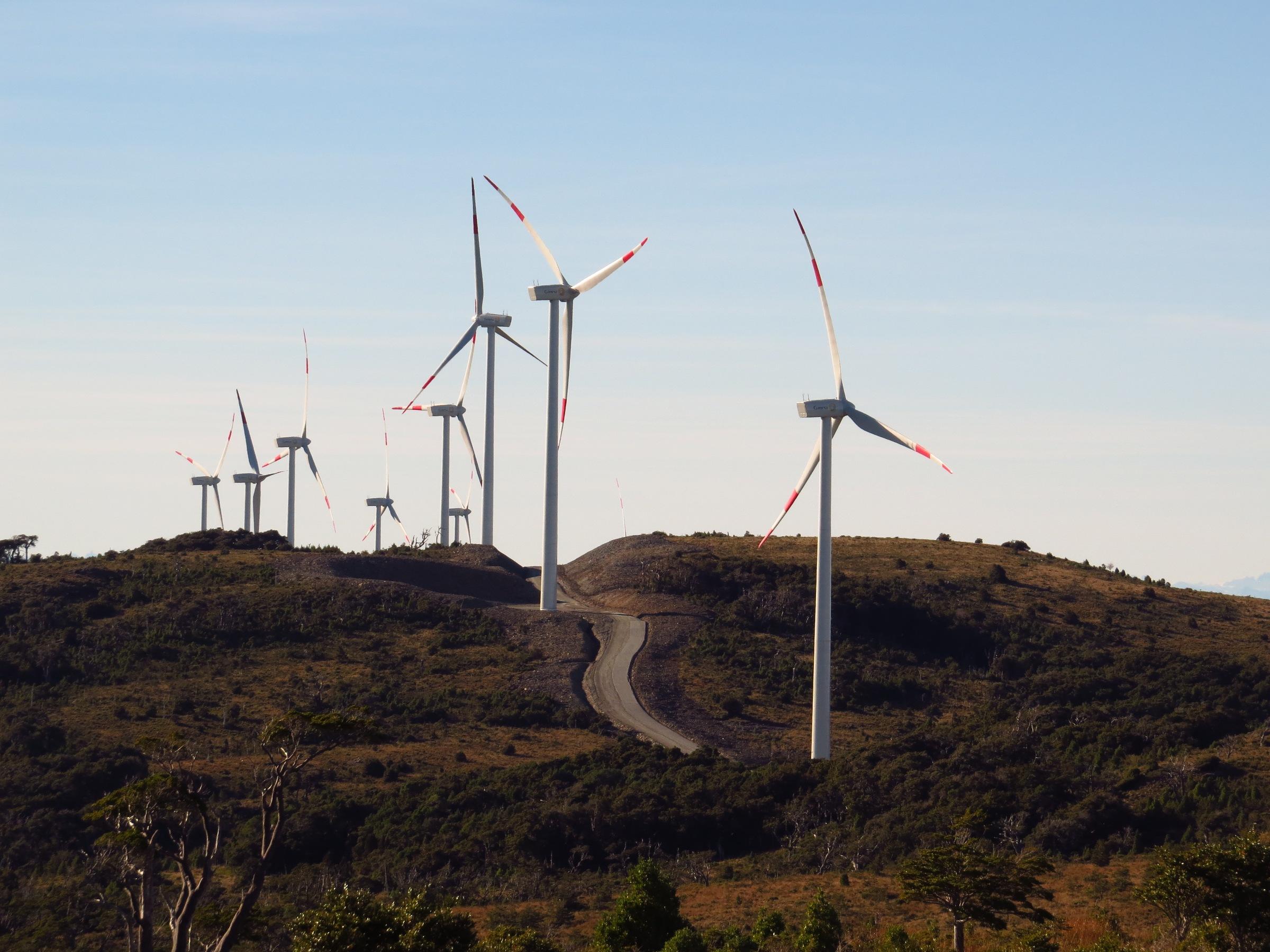 Gamesa-wind-farm Gamesa To Build A 70 MW Turnkey Wind Farm In Uruguay