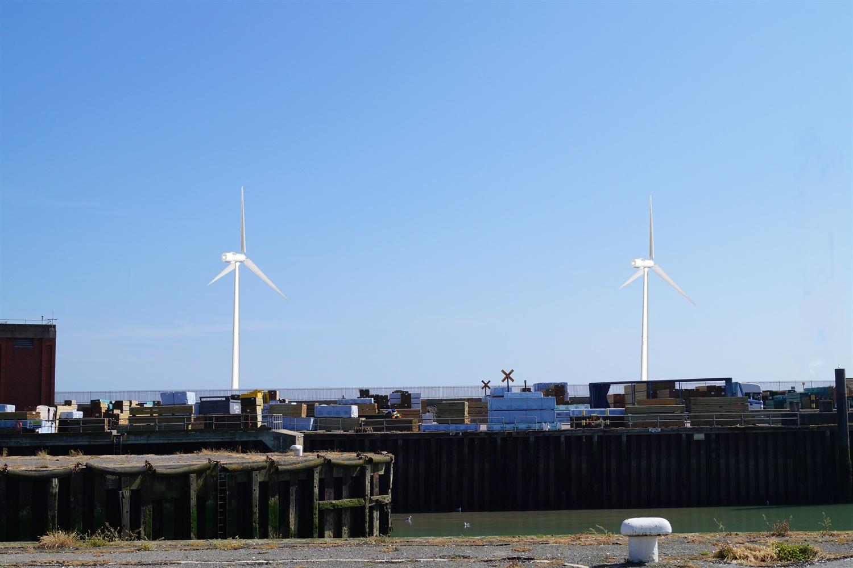 Wind_Turbines_Photomontage_June_14 Norvento Begins Construction On 200 kW Twin Turbine Site In U.K.