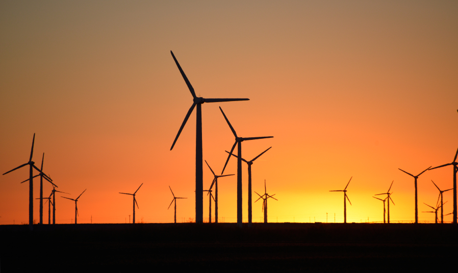 Invenergy Completes Project Financing For Wake Wind Energy
