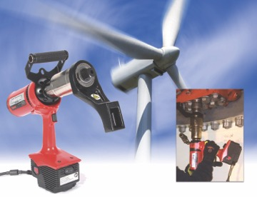 WIND-TURBINE-PR Norbar Torque Tools Unveils New Product Line For Wind Maintenance